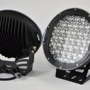 185w High Intensity LED Spotlights (Pair) Waterproof Shockproof Dust Proof Bullseye Products 4x4 Lilydale Melbourne Australia