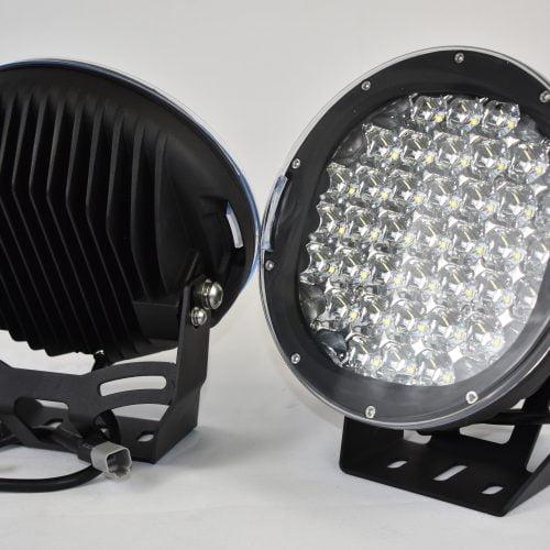 185w High Intensity LED Spotlights (Pair) Waterproof Shockproof Dust Proof Bullseye Products 4x4 Lilydale Melbourne Australia
