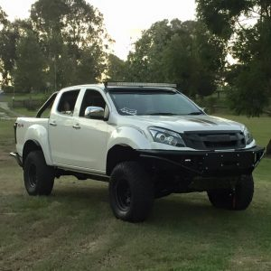 d max windscreen mount lightbar