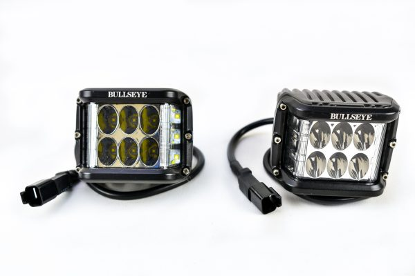60W Side shooter spotlights