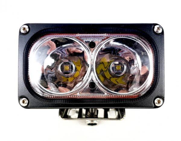 15W Rectangle Pod Light