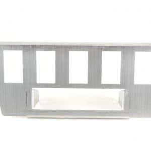 BT50 LOWER DASH SWITCH PANEL WITH UHF image 01